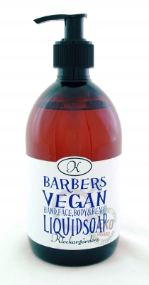 Barbers Vegan
